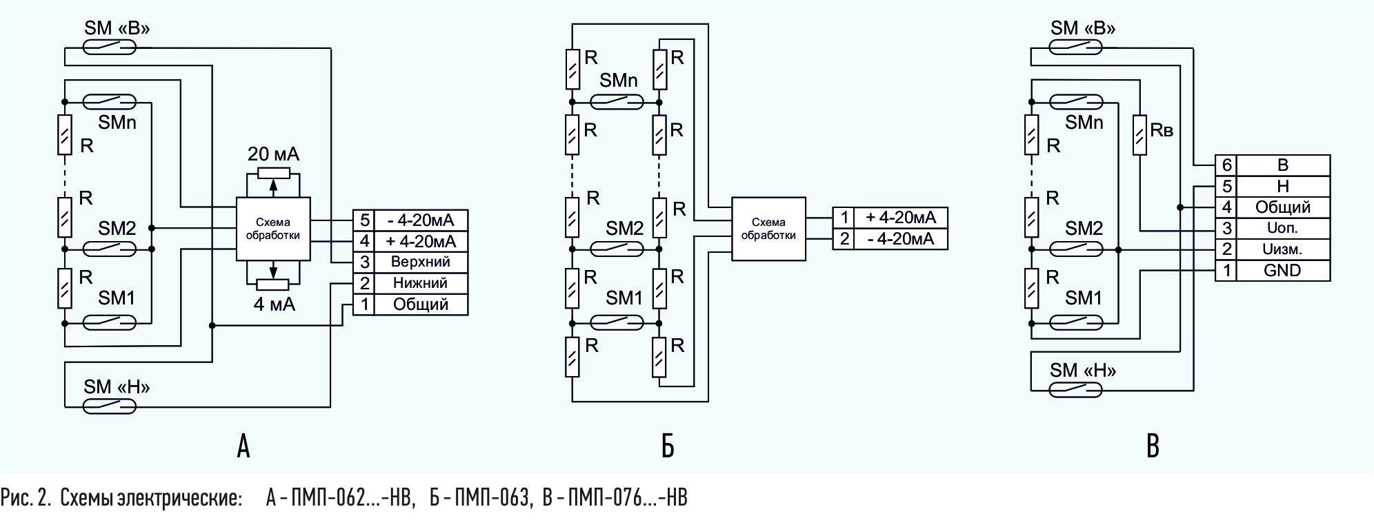 указатель уровня пмп-062 руководство по эксплуатации