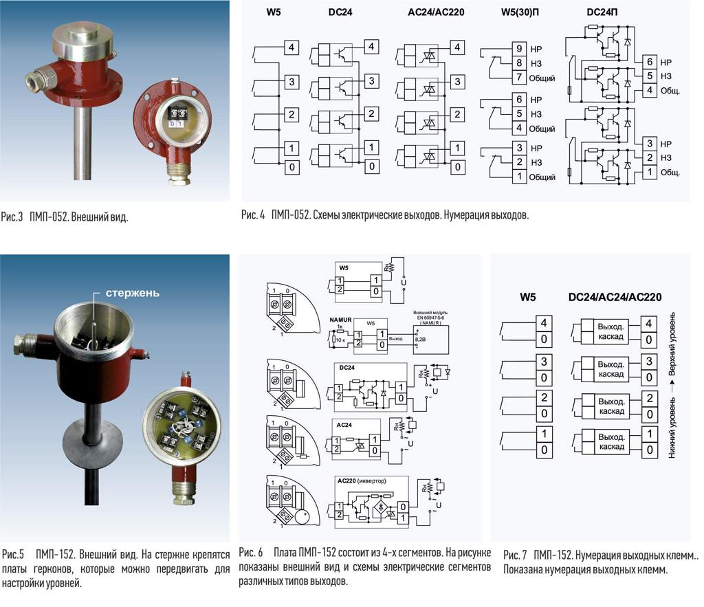 Инструкция по применению клапана vyc 151 152